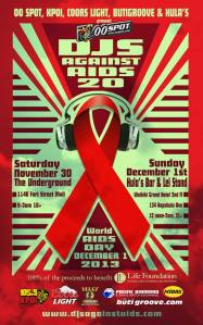 DJ's Against AIDS